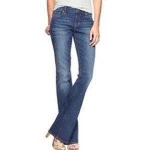 NWT GAP Curvy Bootcut Jeans